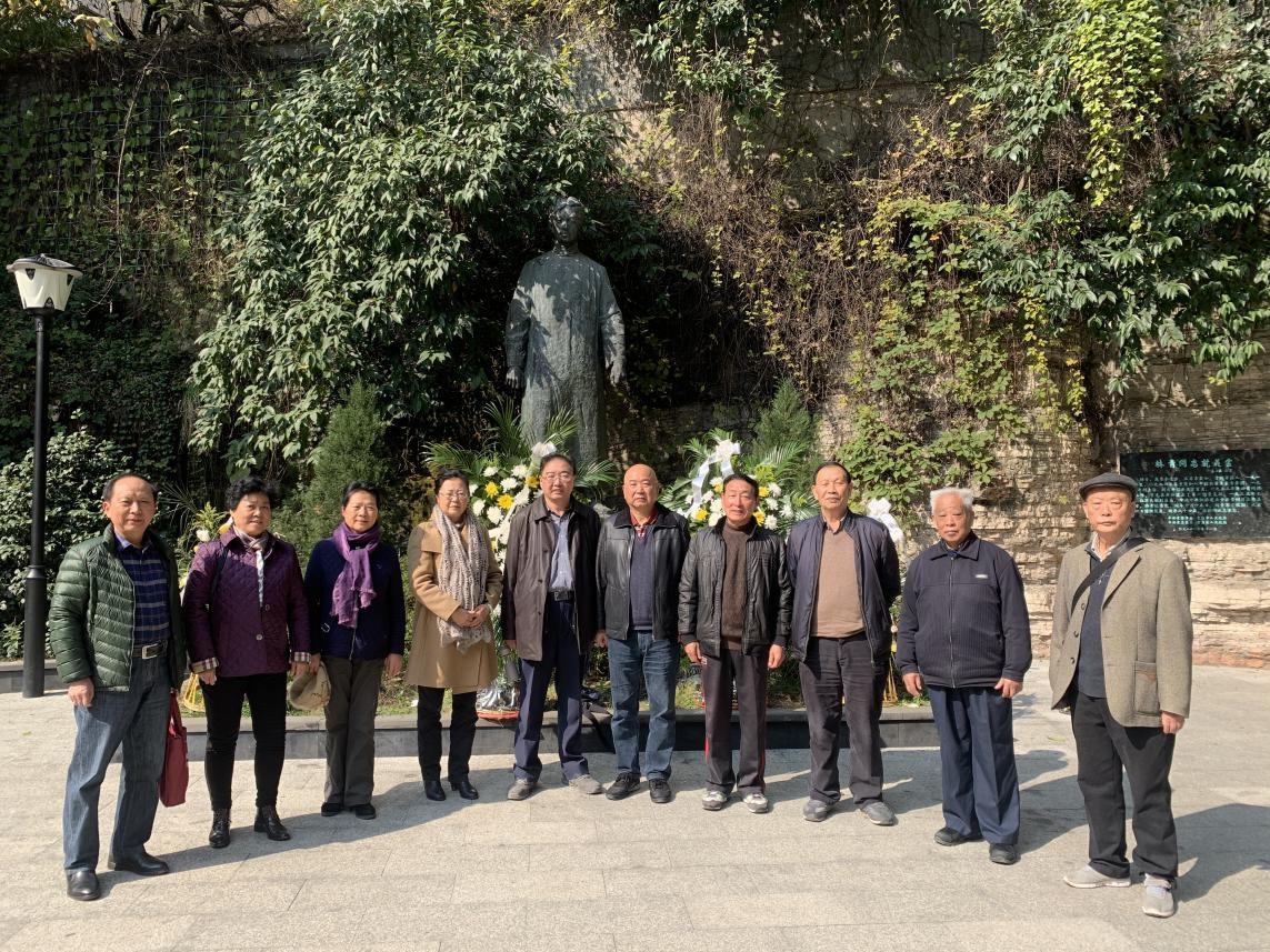 20191222现代物流产业集团组织退休支部党员开展红色主题教育重阳节活动-001