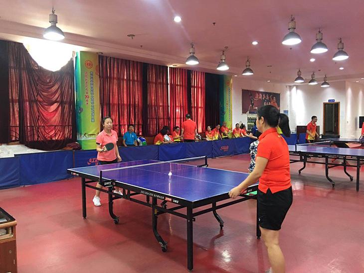 20190827贵州省直属企业工会乒乓球大赛开幕-003