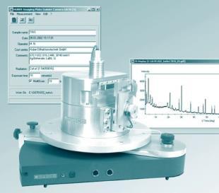 Guinier-X射线超高清快速粉末衍射仪