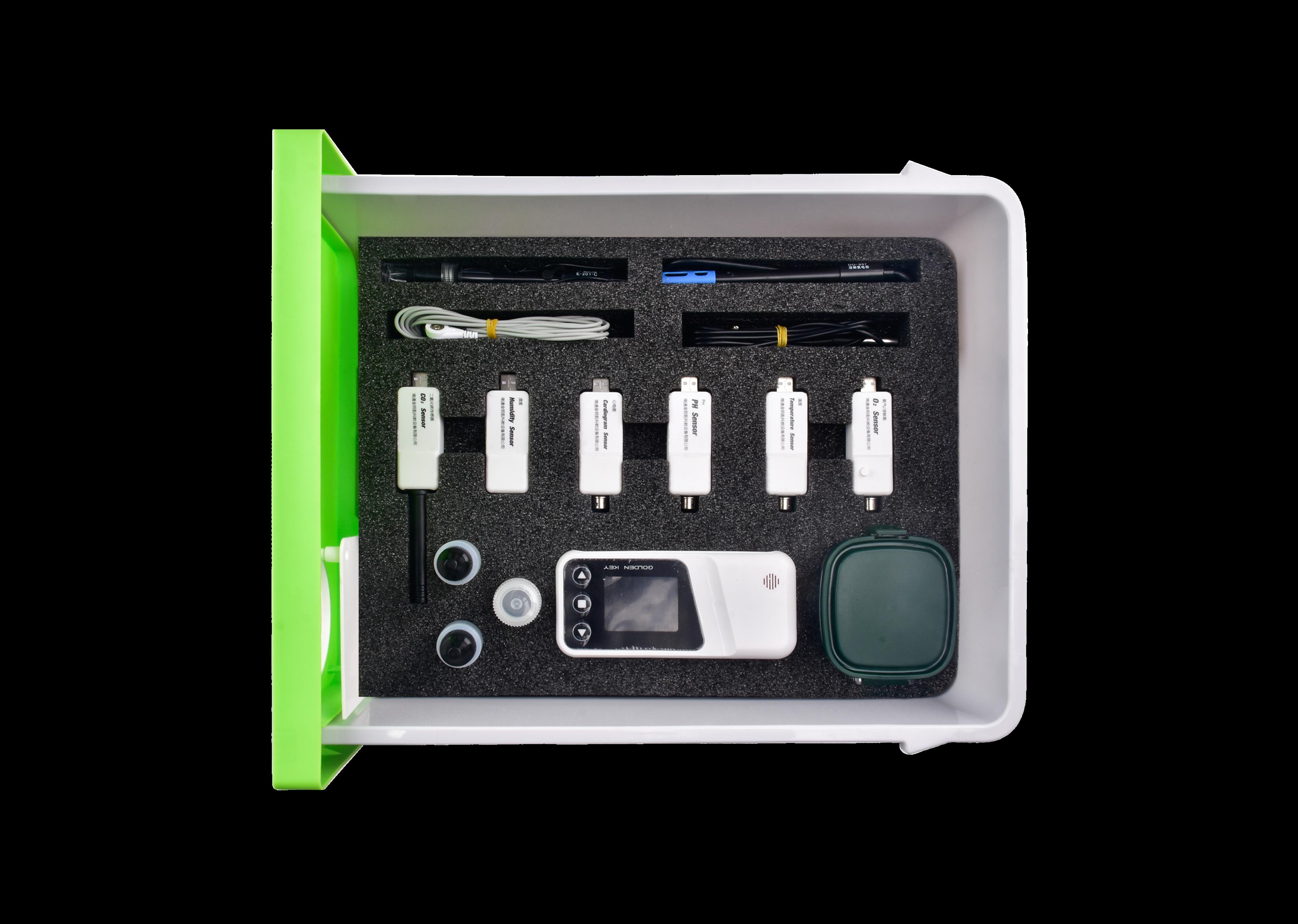 初中生物实验箱-抽屉式新课标-生物传感器-初中