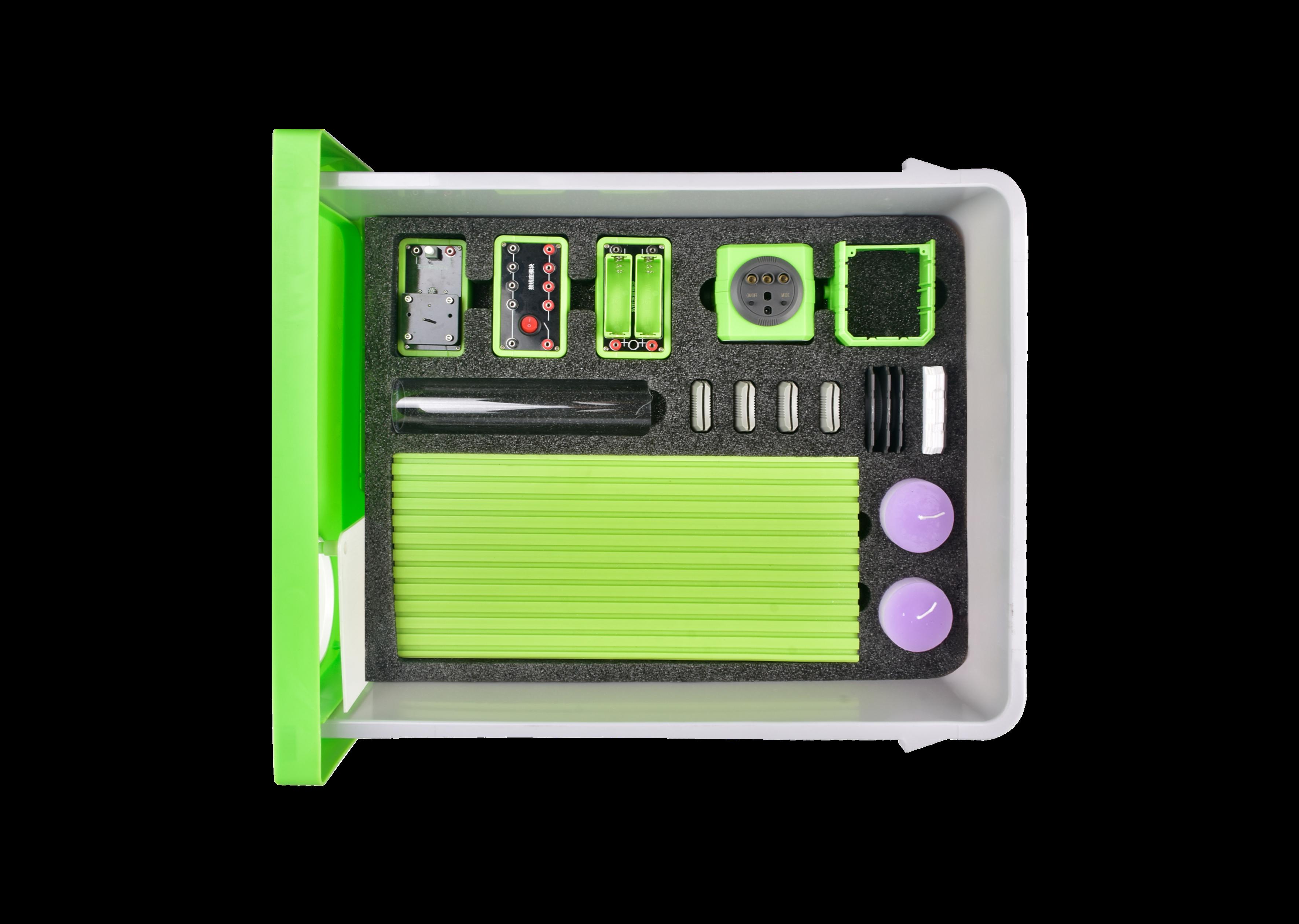 小学科学实验箱-抽屉式主题新课标-光学抽屉