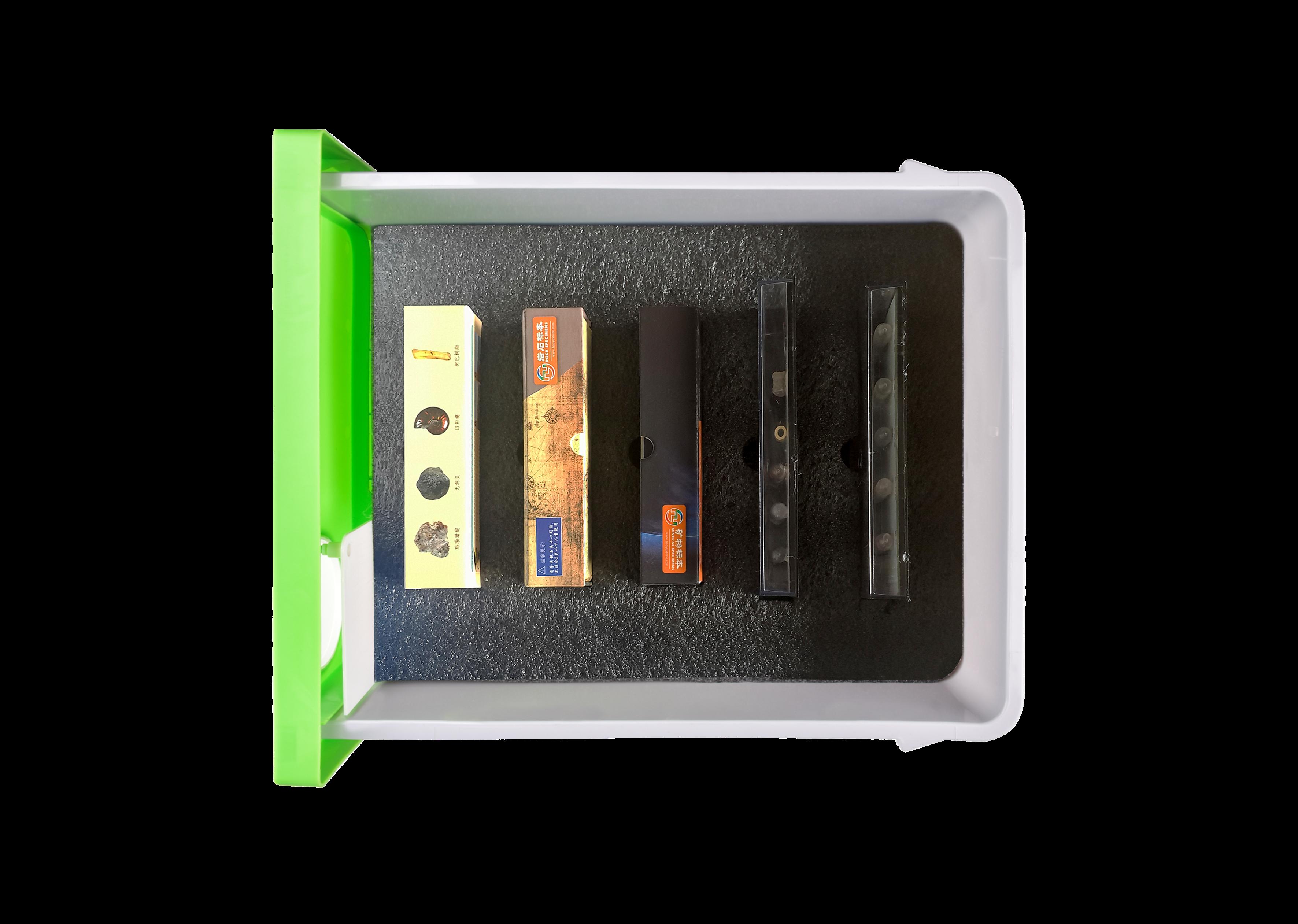 小学科学实验箱-抽屉式主题新课标-地球科学标本抽屉