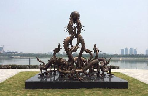 大型玻璃钢雕塑