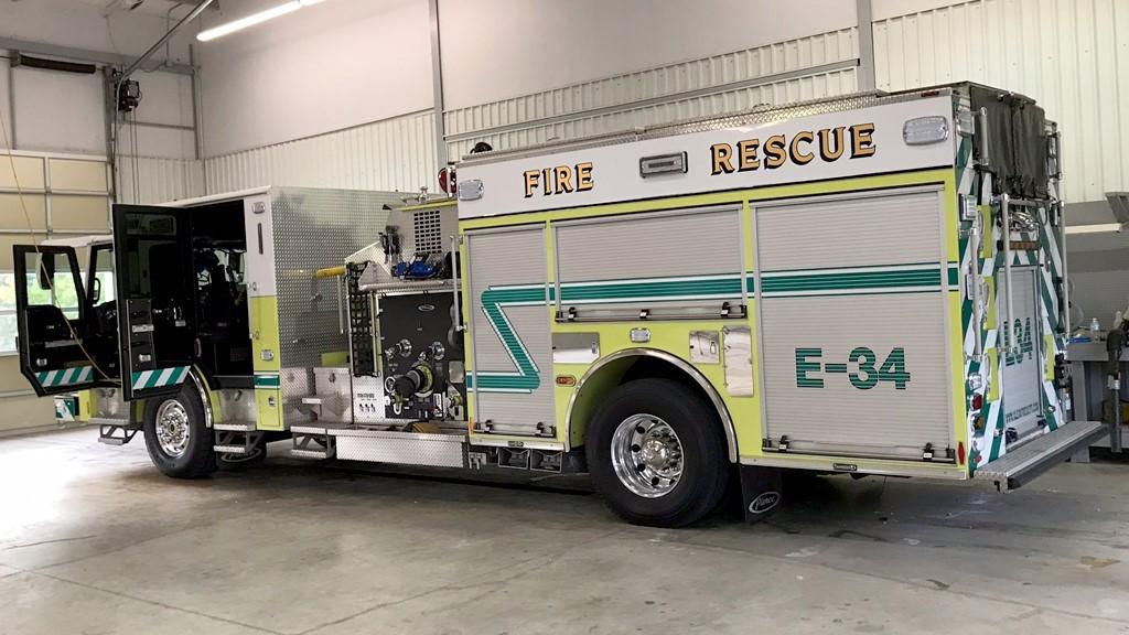 消防车平板电脑系统