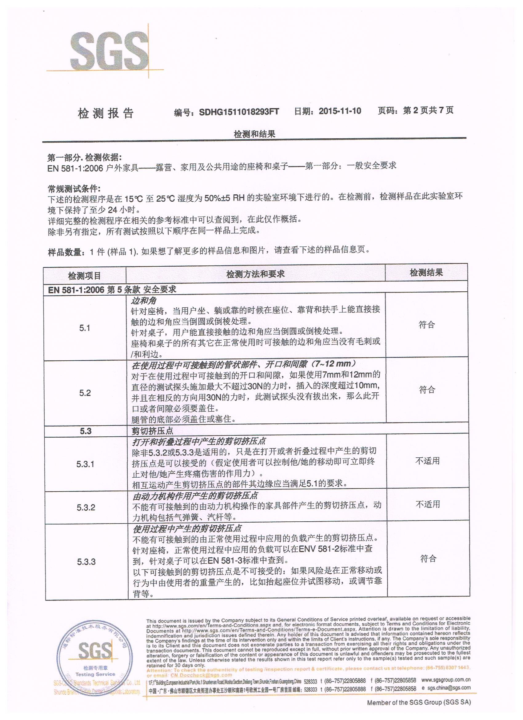 SGS测试中文报告002