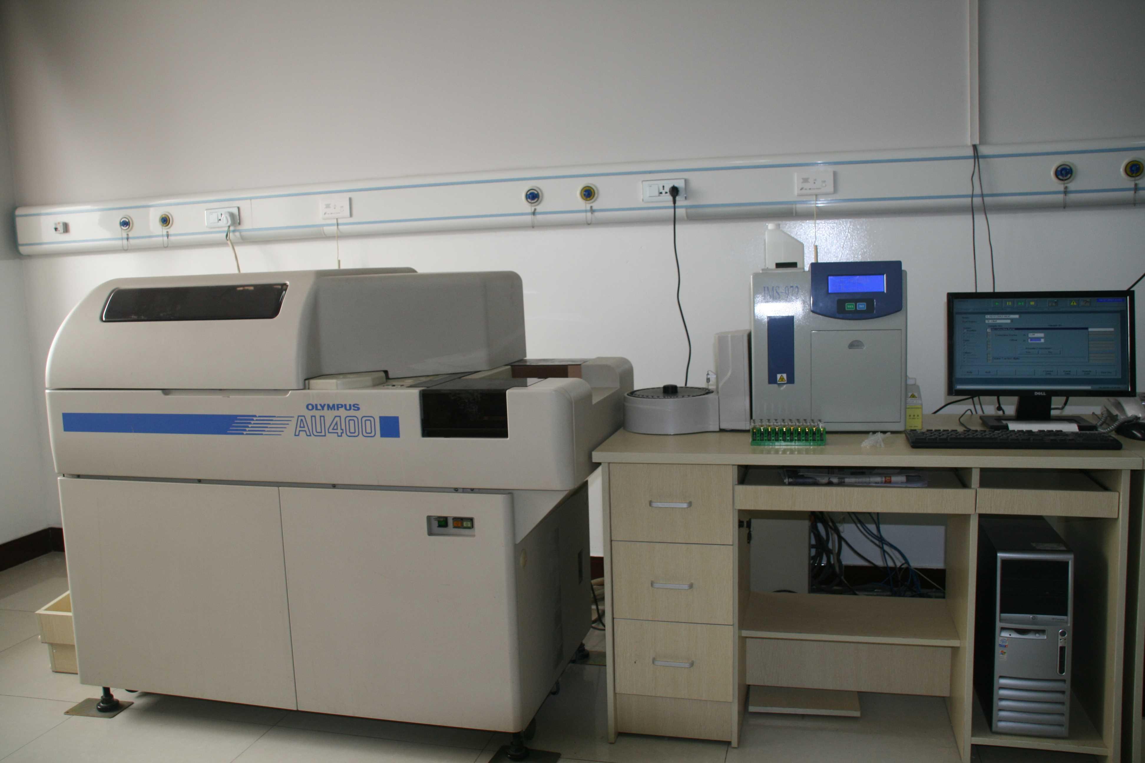 奧林巴斯AU400全自動生化分析儀