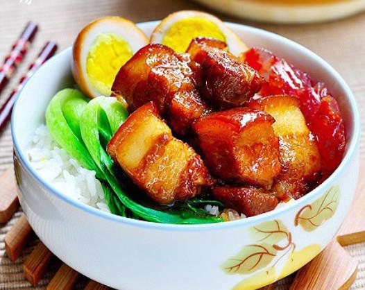 台湾卤五花肉