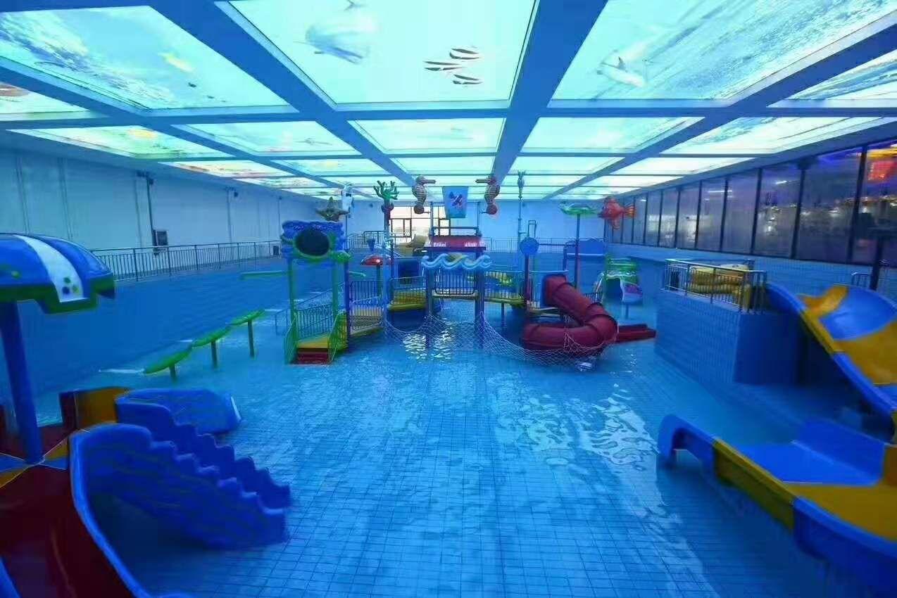 儿童戏水乐园