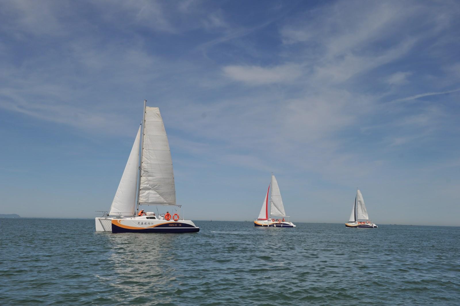 双体帆船—HWS-33-190430182744956