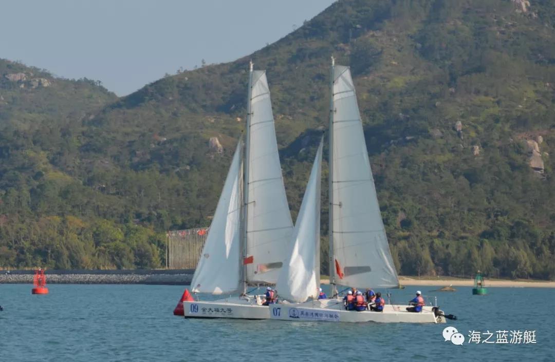 金融街帆船赛-10