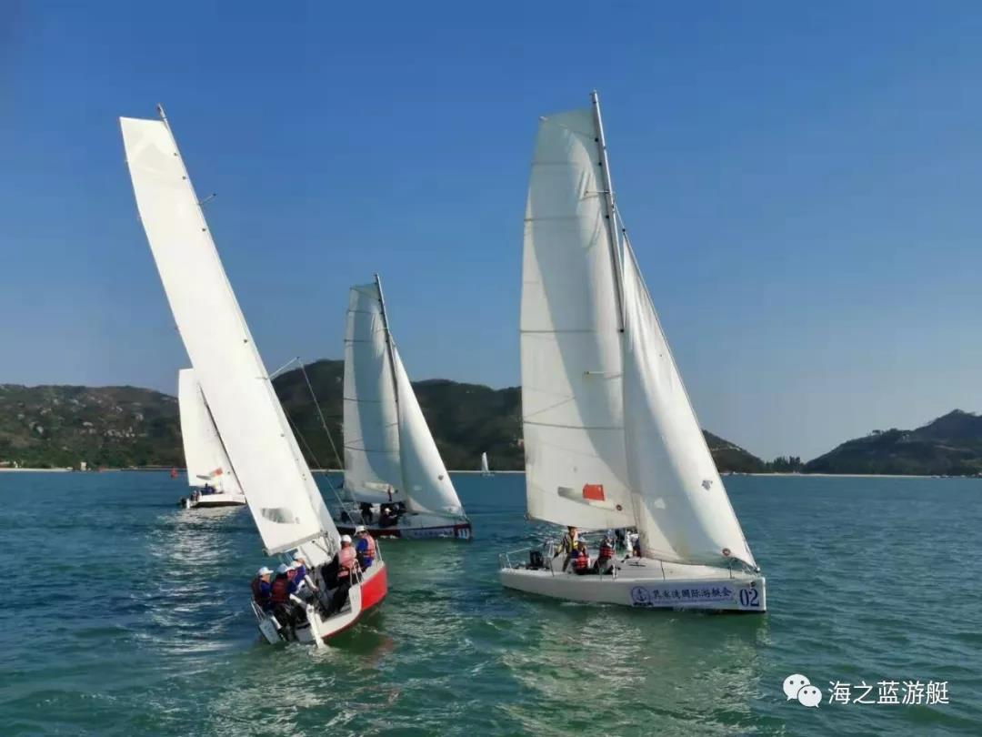 金融街帆船赛-11