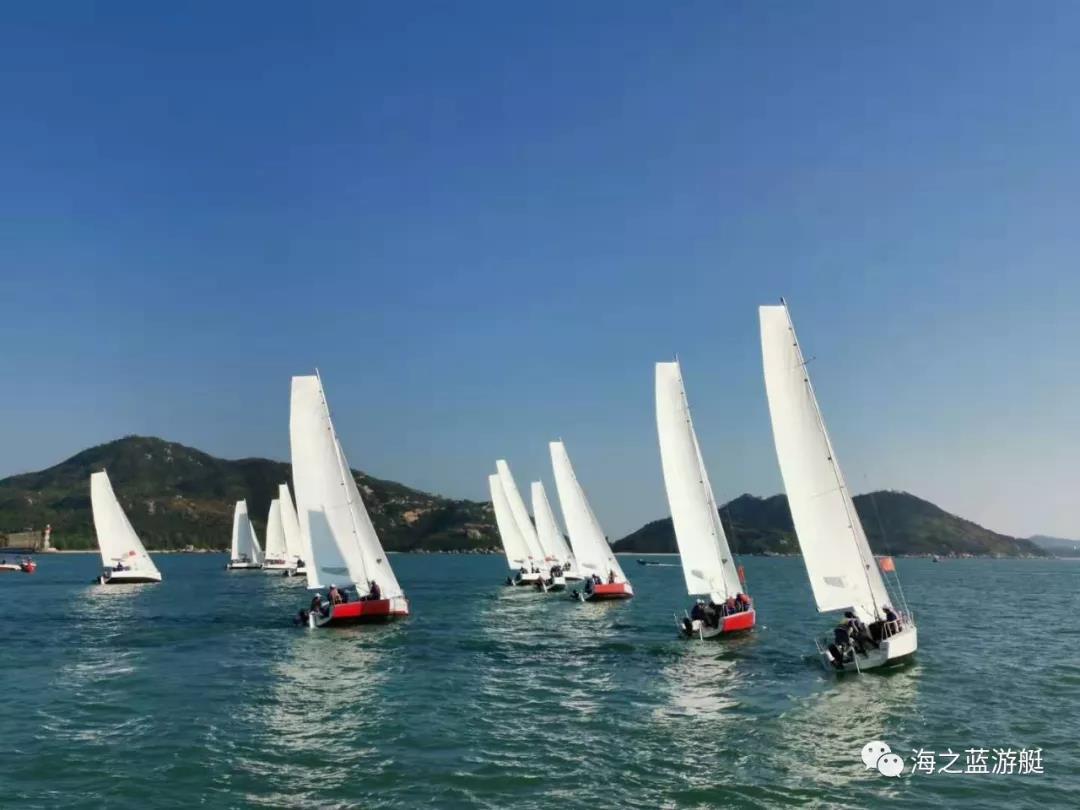 金融街帆船赛-12