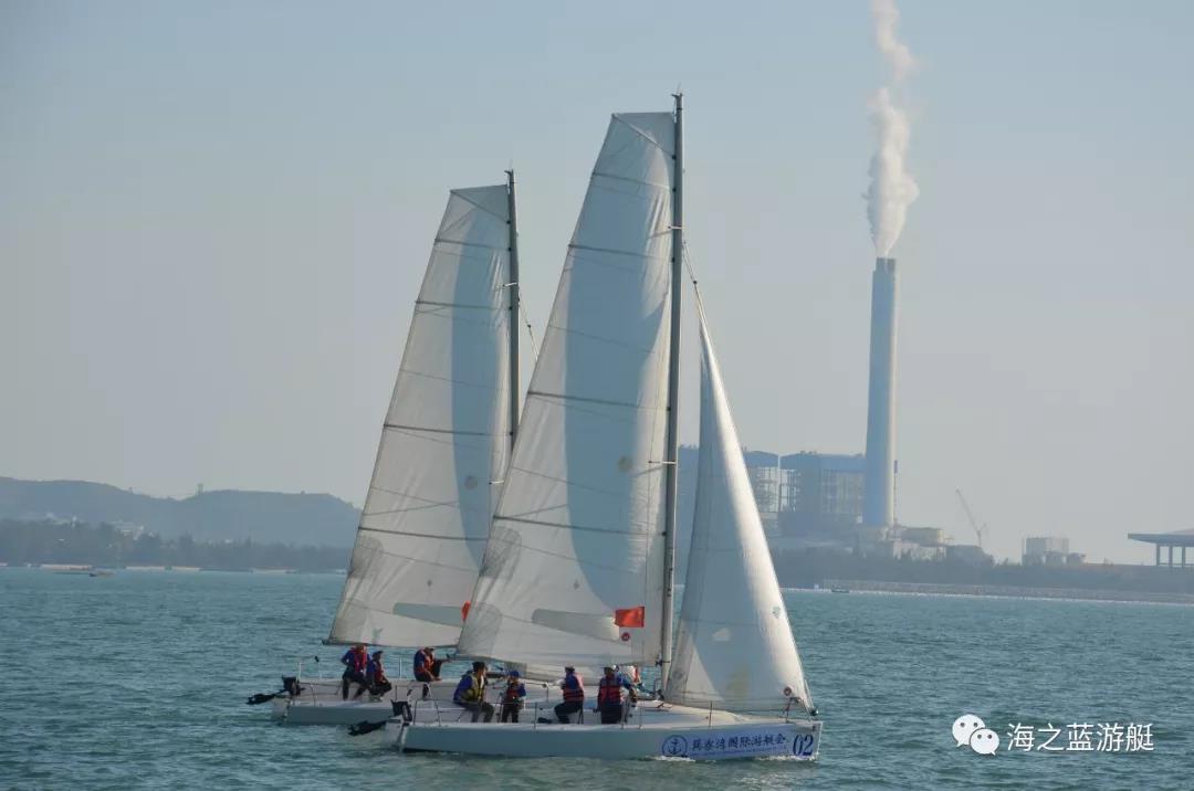 金融街帆船赛-13