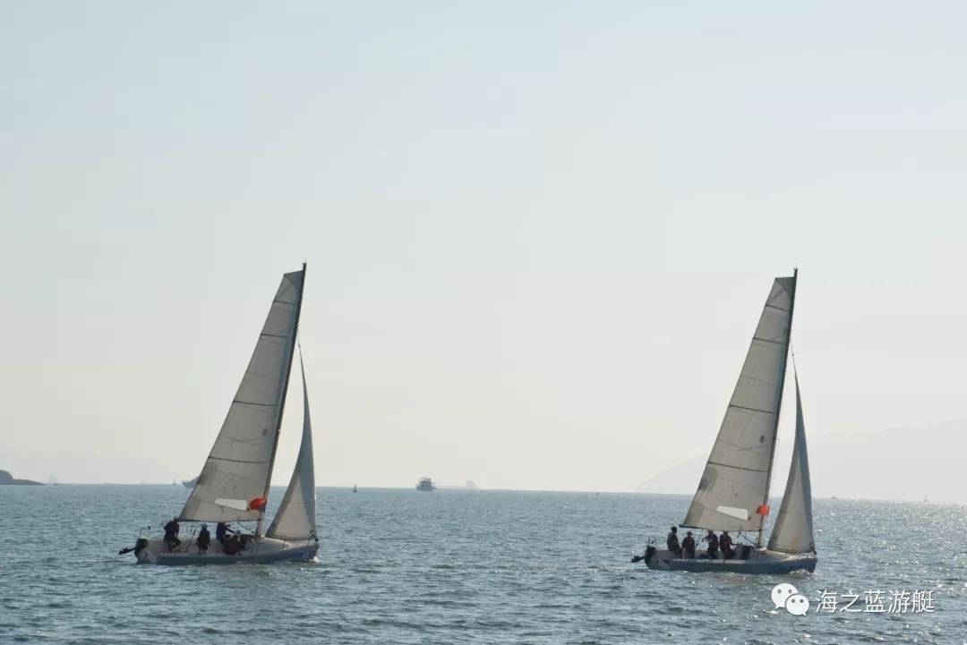 金融街帆船赛-14