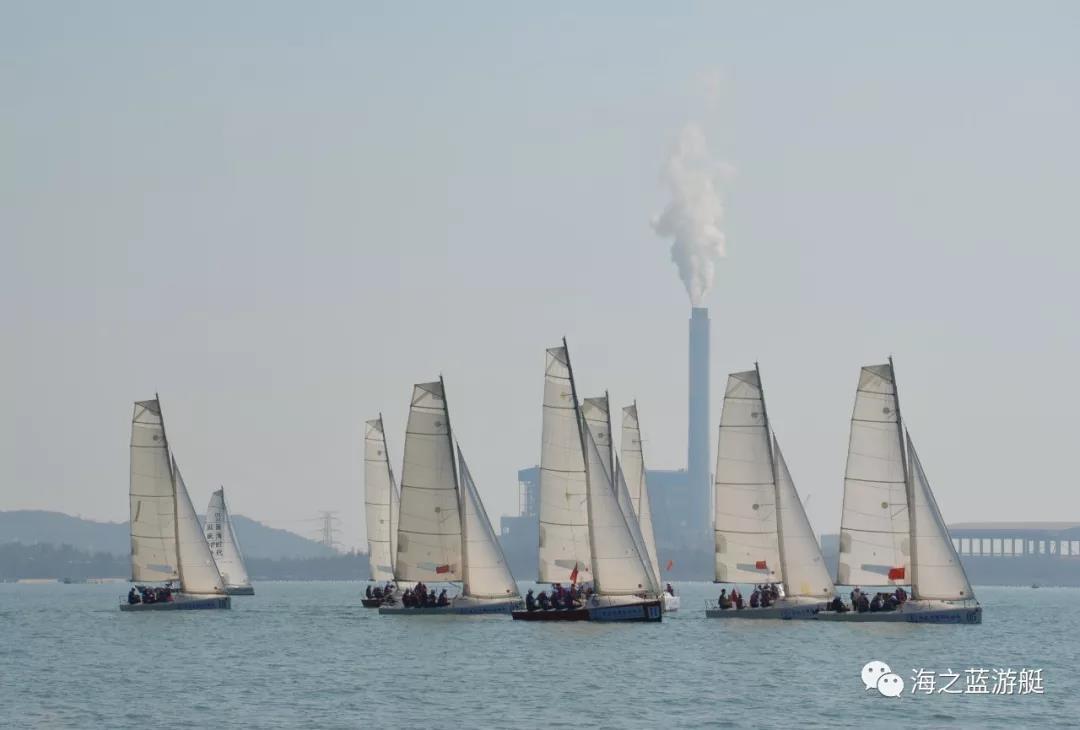 金融街帆船赛-2