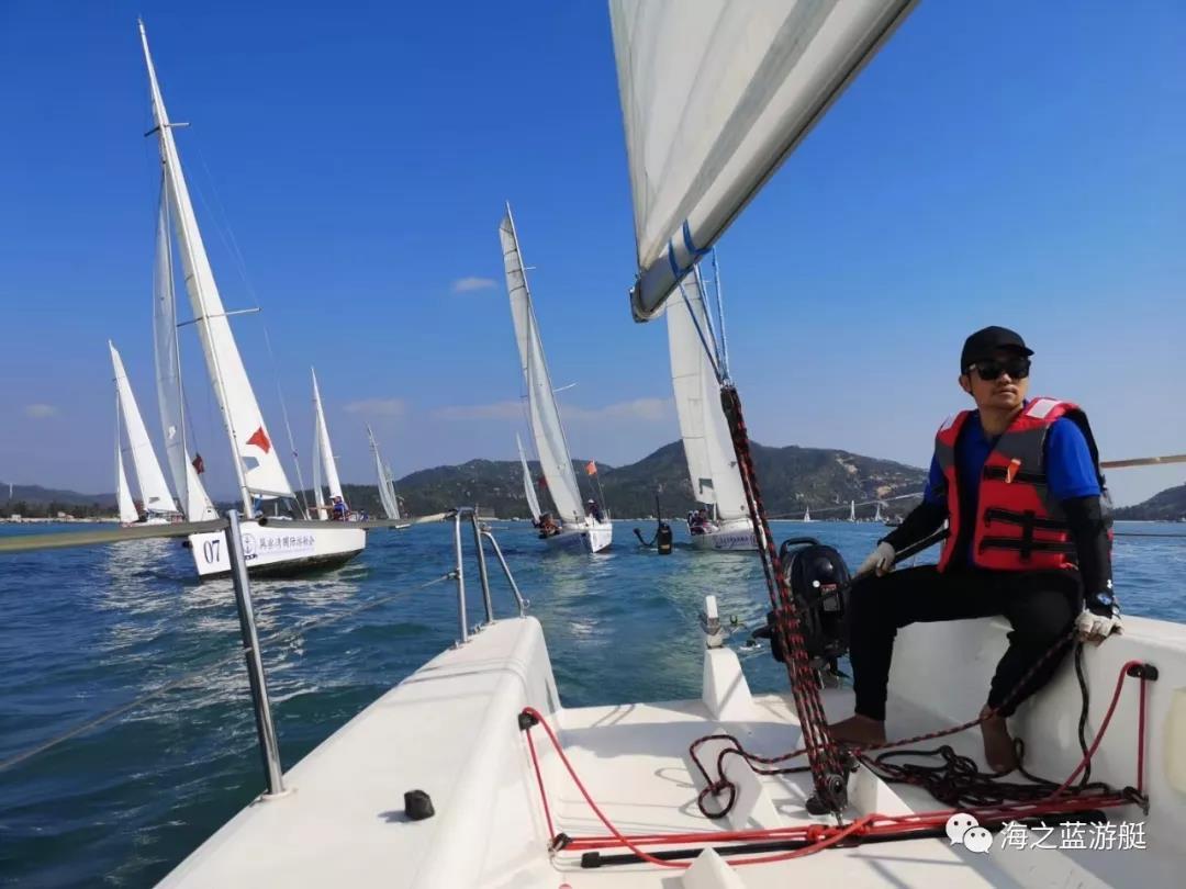 金融街帆船赛-26
