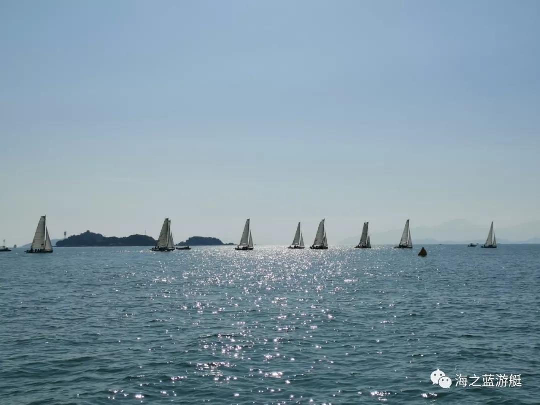 金融街帆船赛-3