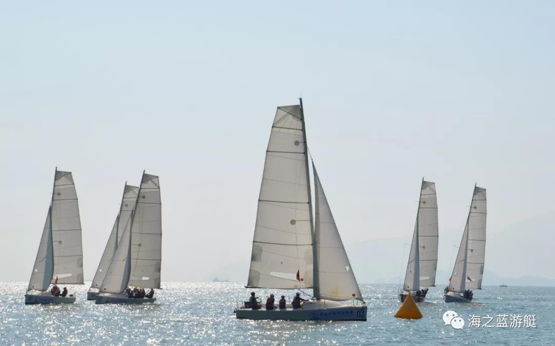 金融街帆船赛-4