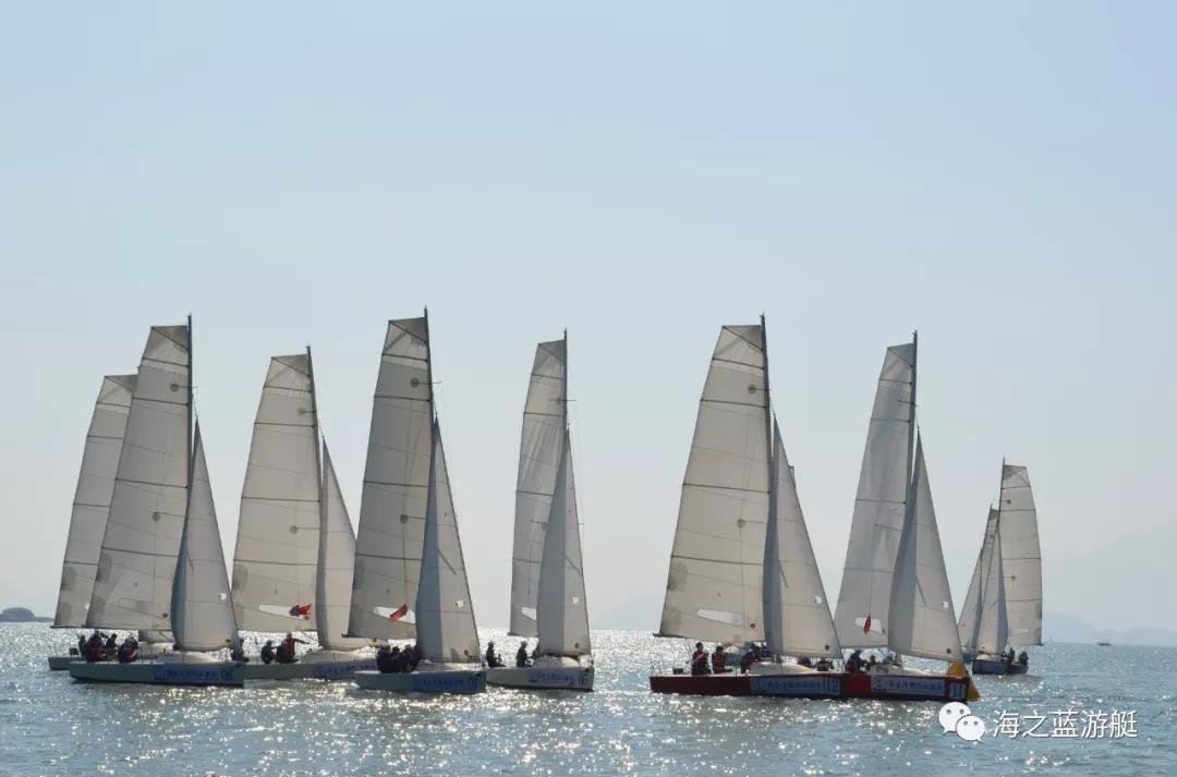 金融街帆船赛-5