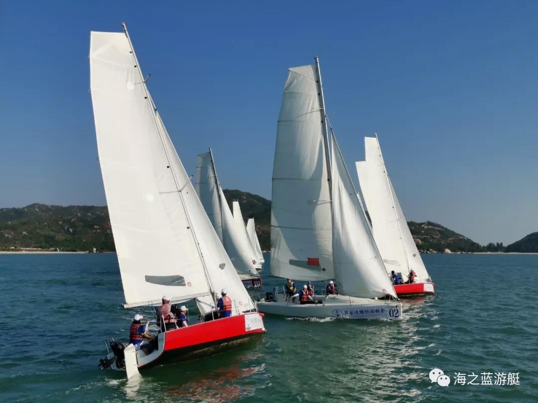 金融街帆船赛-7