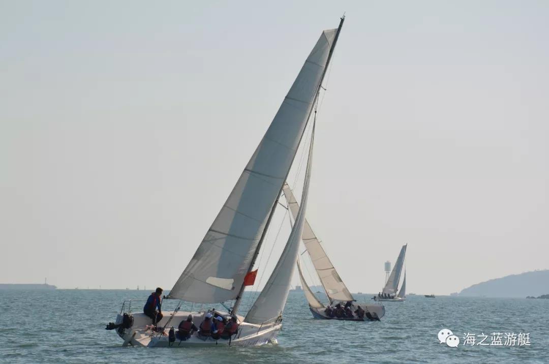 金融街帆船赛-9