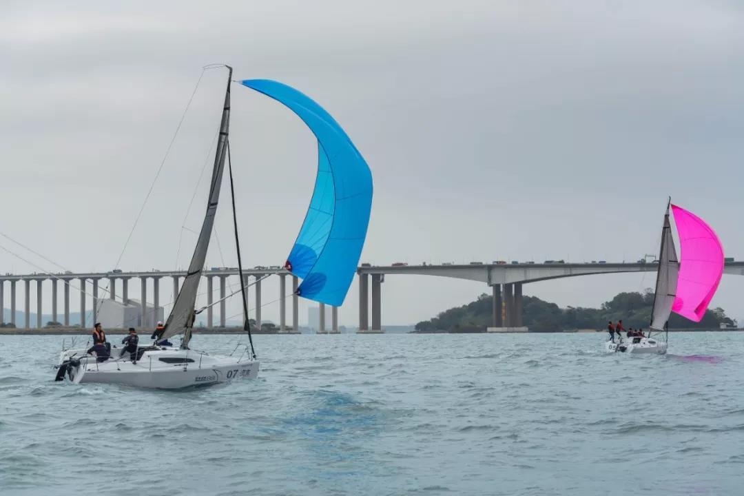 第三届南沙国际帆船赛-2