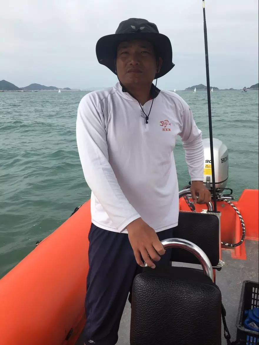 第三届南沙国际帆船赛-4