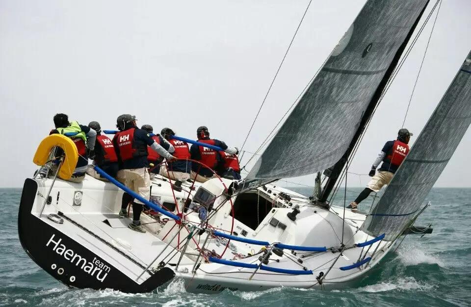 第三届南沙国际帆船赛-9