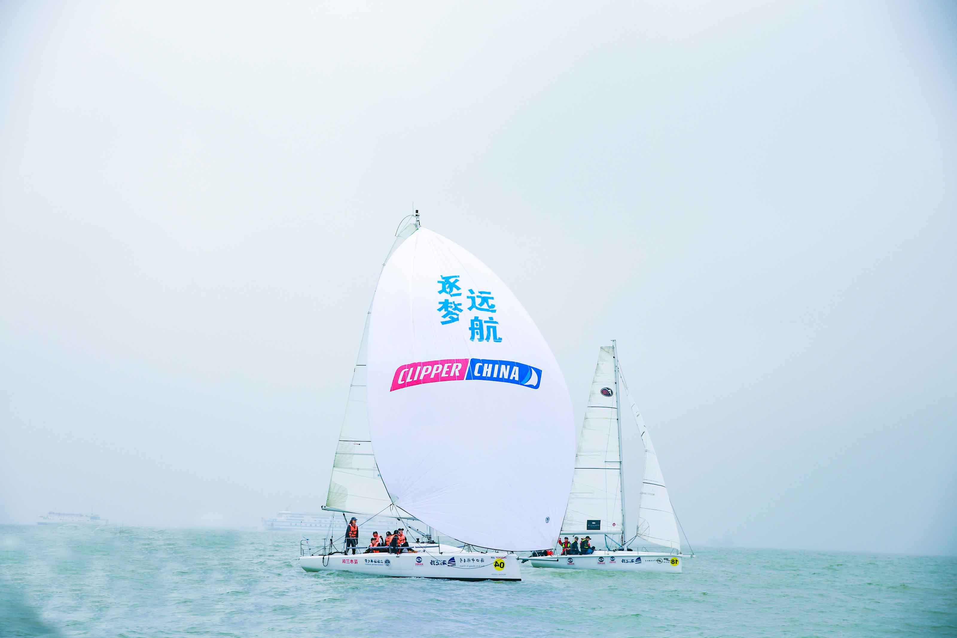 克利伯专访-克利伯中国球帆