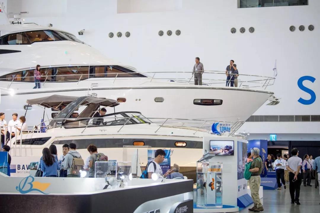 2020台湾游艇展3月隆重启幕-2