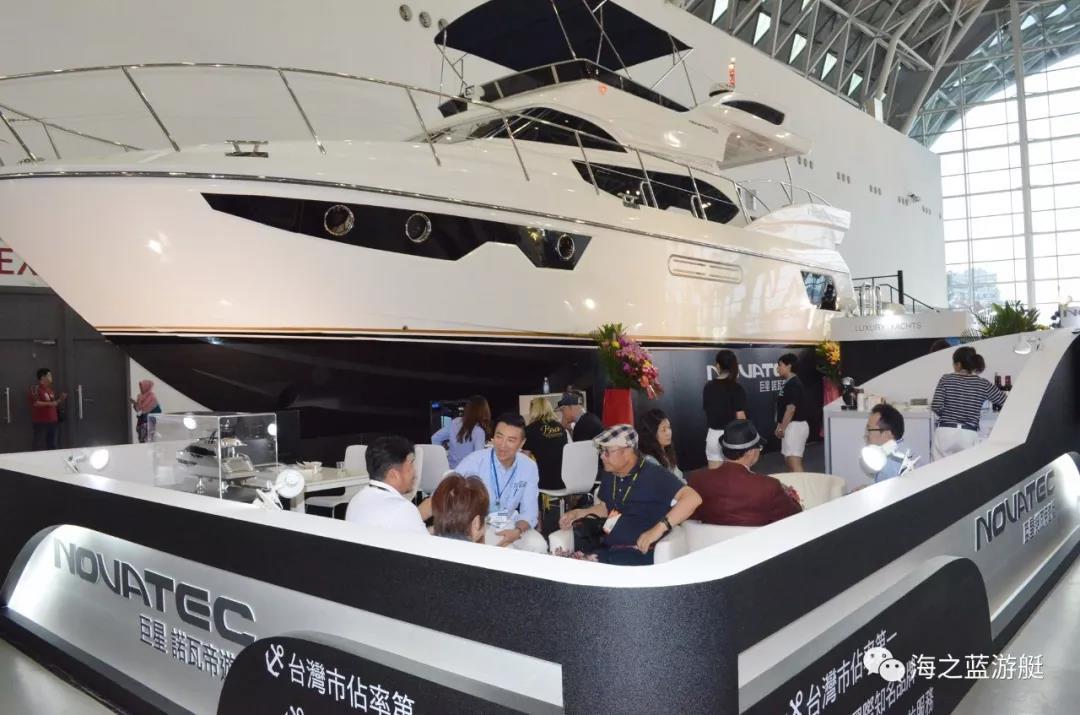 2020台湾游艇展3月隆重启幕-9