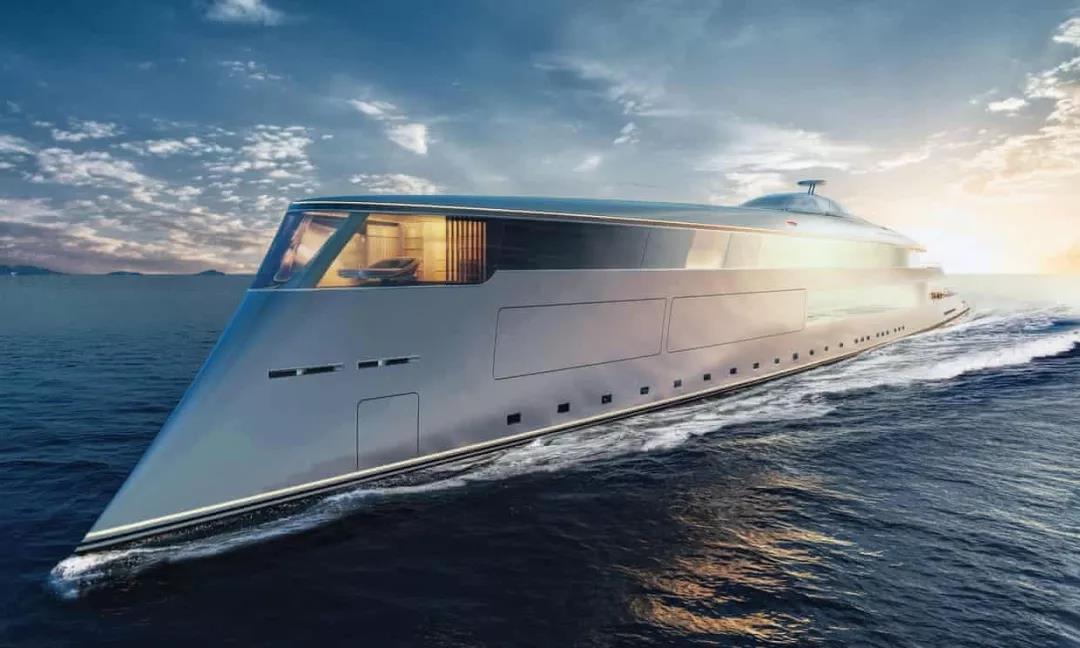 全球首艘氢动力超级游艇-3