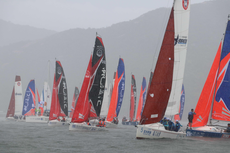 大学生帆船锦标赛-IMG_9481