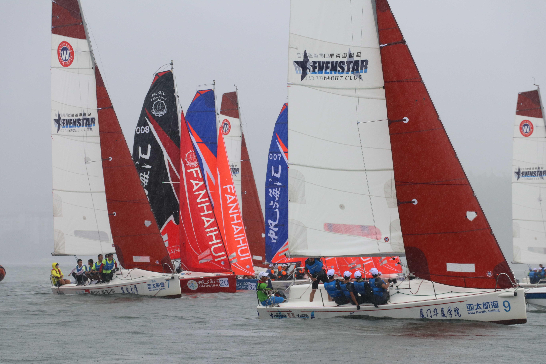 大学生帆船锦标赛-IMG_9533