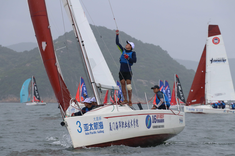 大学生帆船锦标赛-IMG_9566