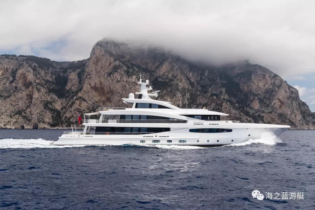 遨慕世VOLPINI2:全球首艘符合TierIII标准的混合动力超级游艇-12
