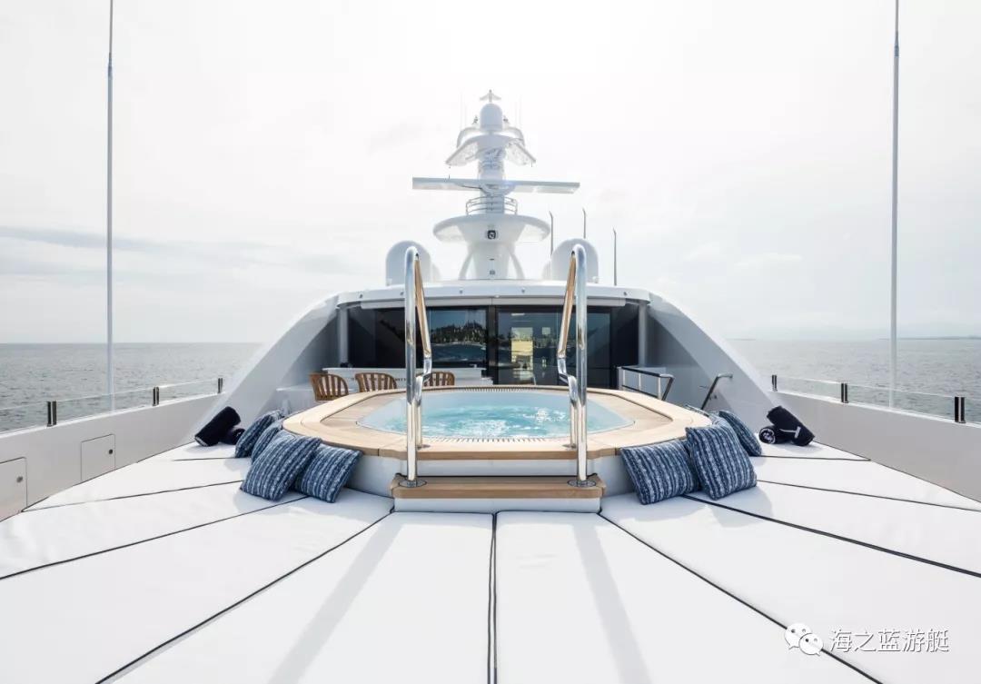 遨慕世VOLPINI2:全球首艘符合TierIII标准的混合动力超级游艇-21