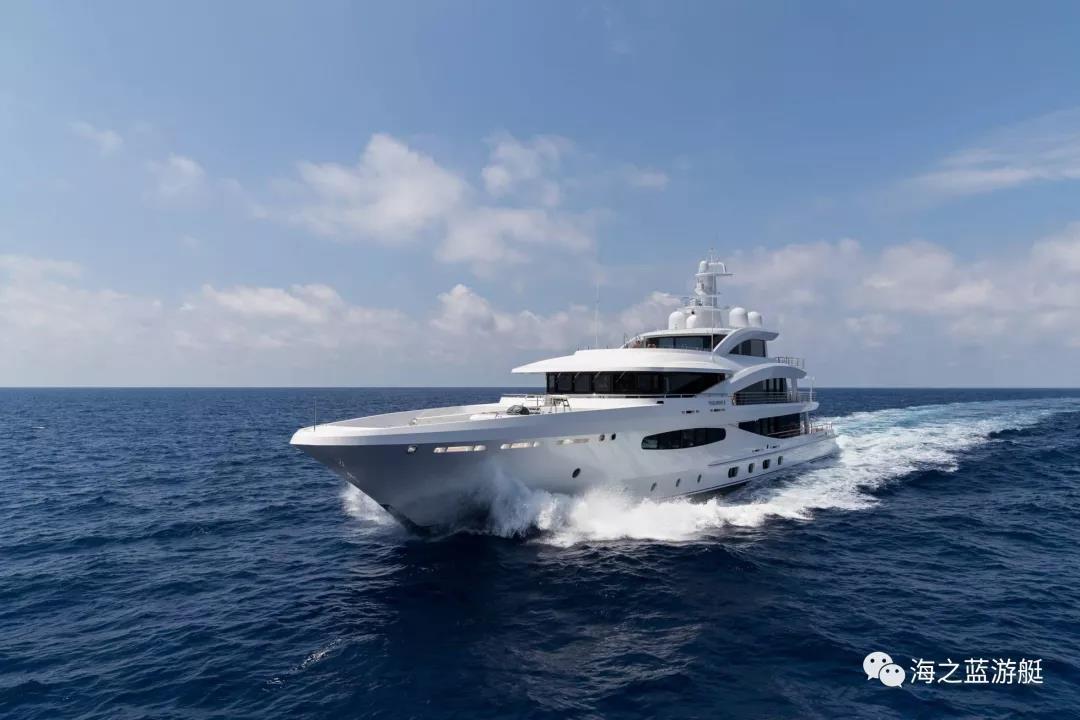 遨慕世VOLPINI2:全球首艘符合TierIII标准的混合动力超级游艇-3