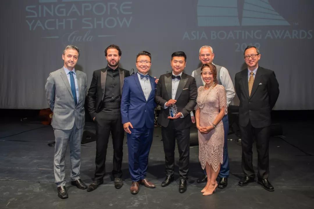 莫阿娜新加坡游艇展获奖-4