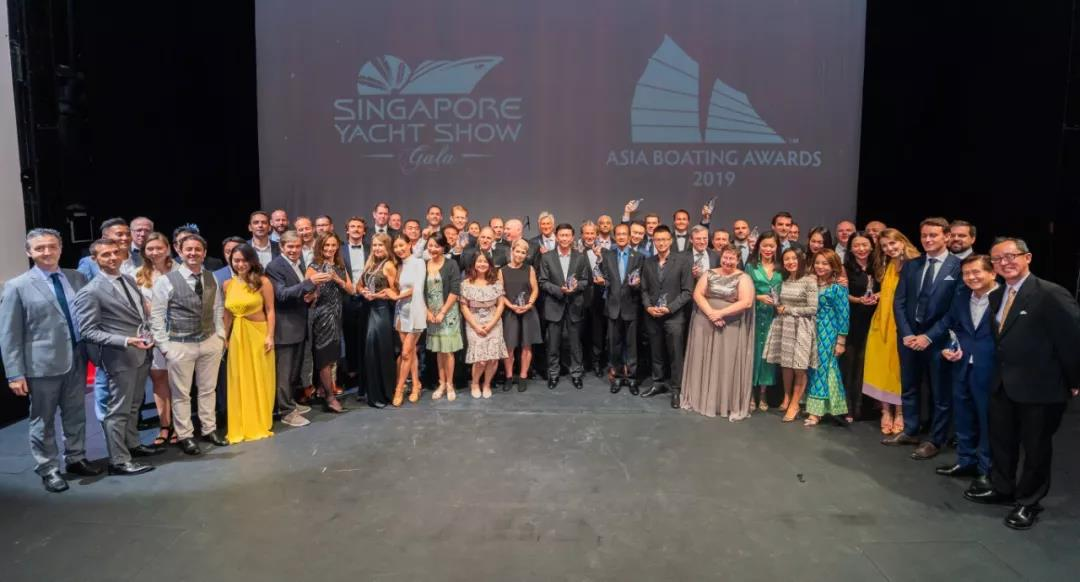 莫阿娜新加坡游艇展获奖-5