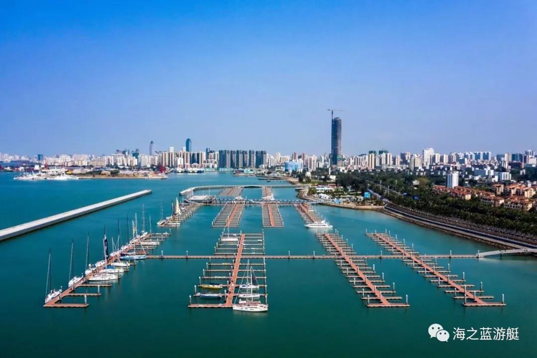 海口游艇公共码头对游艇行业发展的意义-1