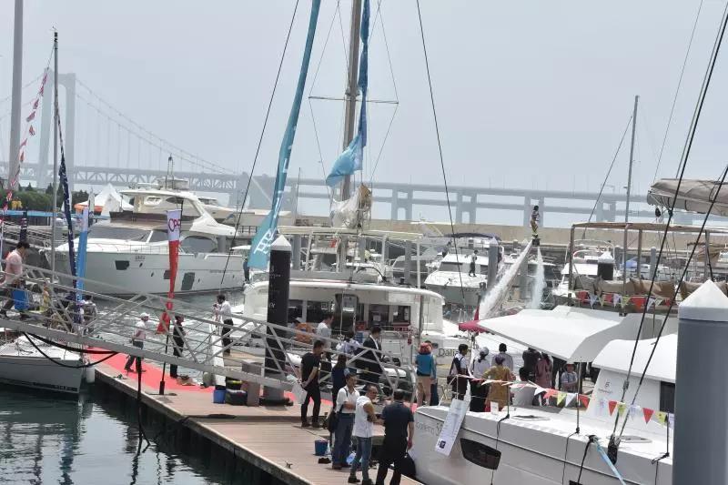 第十二届中国大连国际游艇展览会-10
