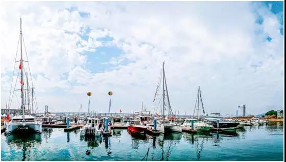 第十二届中国大连国际游艇展览会-18