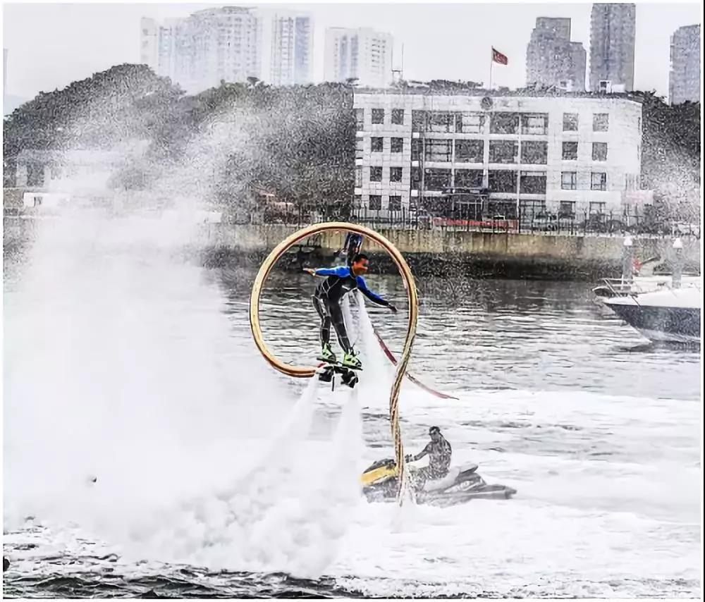 第十二届中国大连国际游艇展览会-19