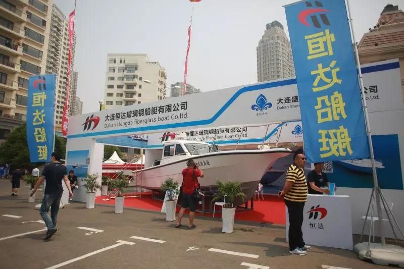 第十二届中国大连国际游艇展览会-5