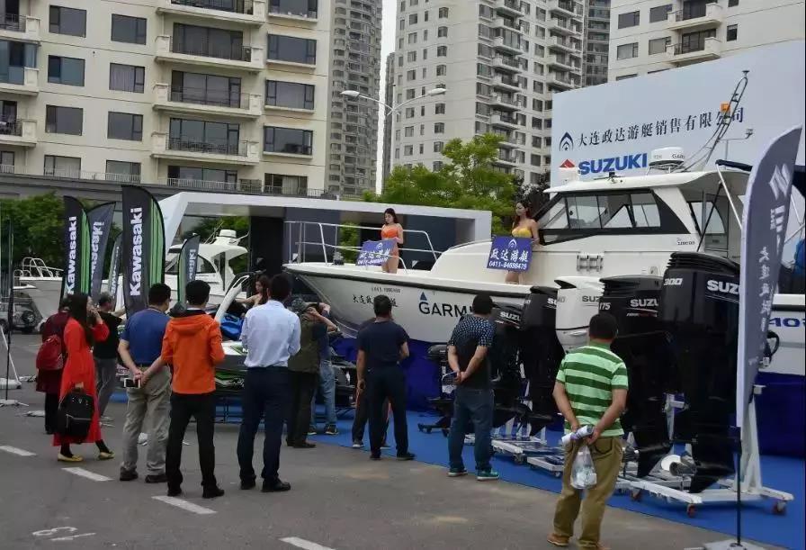 第十二届中国大连国际游艇展览会-6