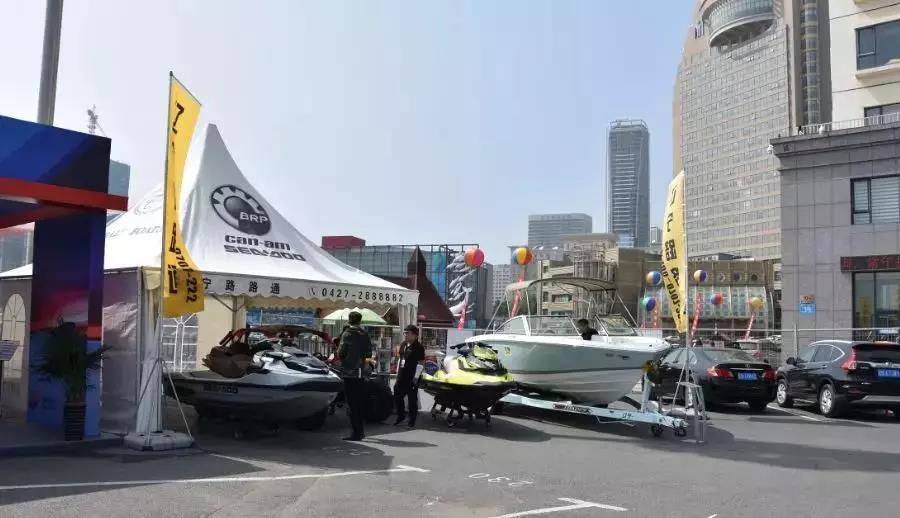 第十二届中国大连国际游艇展览会-8