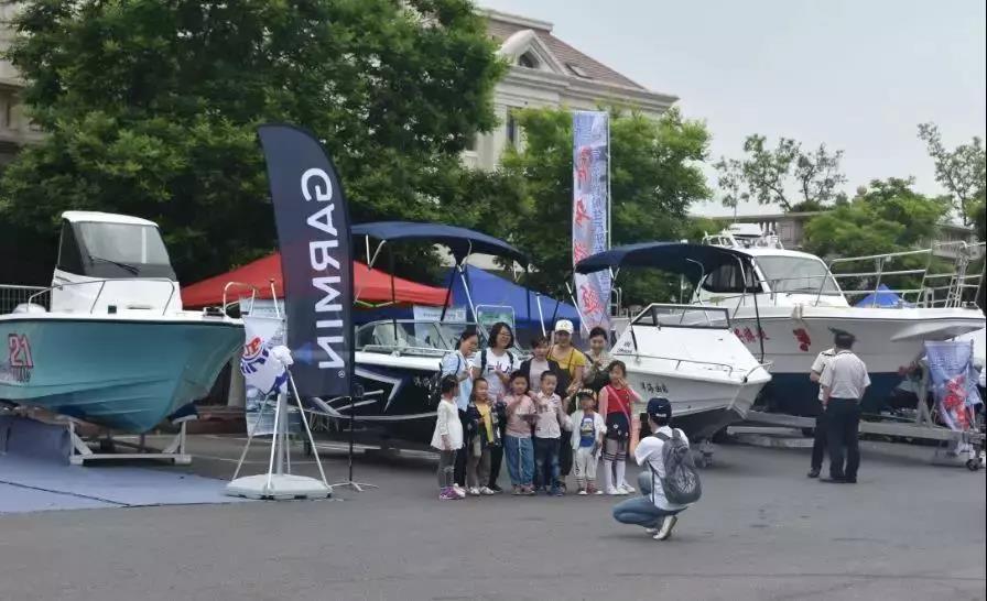 第十二届中国大连国际游艇展览会-9