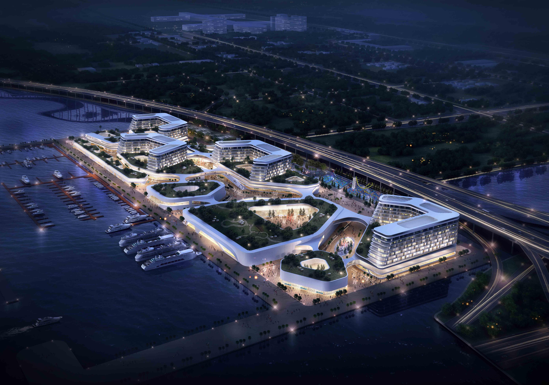 深圳机场鸿洲国际游艇会资料-机场3