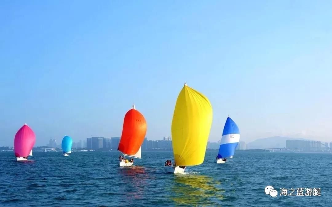 厦门帆船体验-1